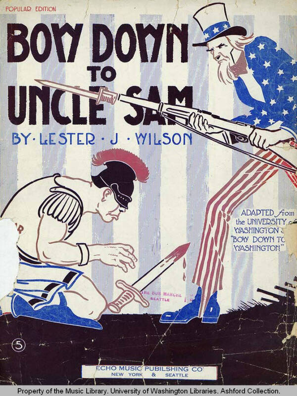 Bow Down to Uncle Sam